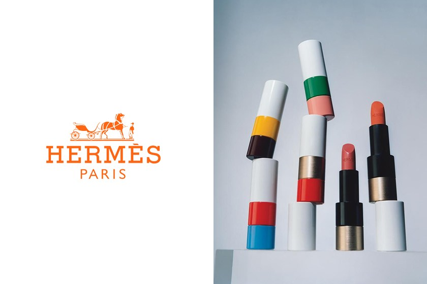 Hermès Launches Makeup Products for the First Time