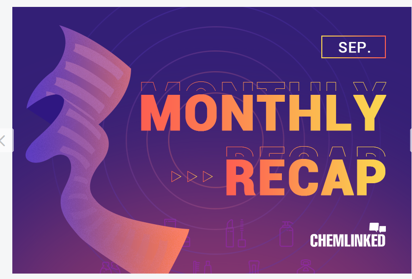Monthly Recap: Asia-Pacific Cosmetic Regulatory Updates | September 2020
