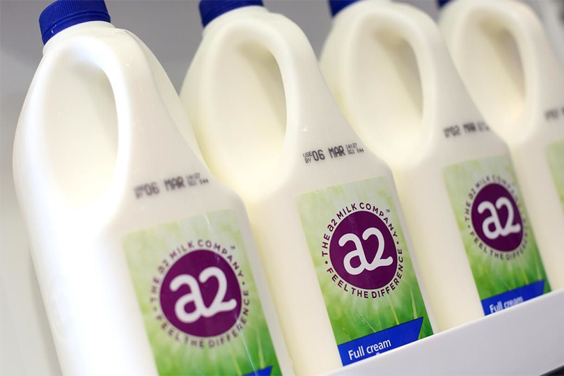 Trends Hub: a2 Milk Company Facing New Rivals in China's A2 Protein Milk  Powder Market | ChemLinked