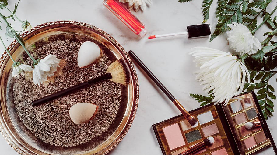 Chinese Cosmetic Market Online Data in 2021Q2