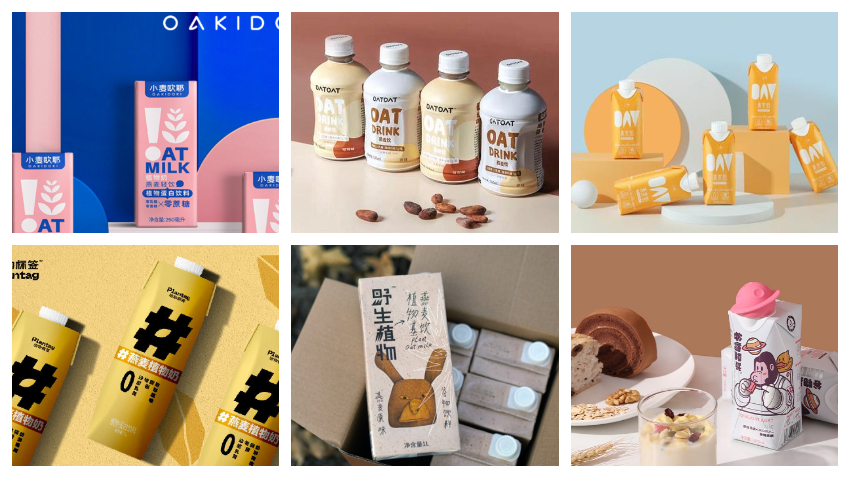A Look into Chinese Oat Milk Brands' Growth Logics