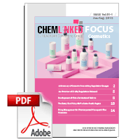 ChemLinked Cosmetic Focus Jan.-Aug. 2018
