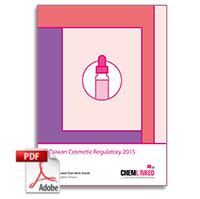 Taiwan Cosmetic Regulatory Updates 2015