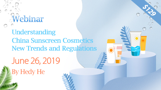 Understanding China Sunscreen Cosmetics New Trends and Regulations