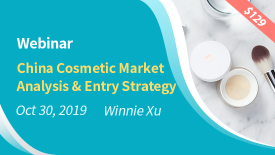 China Cosmetic Market Analysis & Entry Strategy