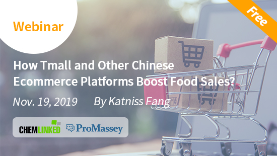 How Tmall and Other Chinese E-Commerce Platforms Boost Food Sales?