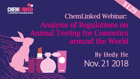 Analysis of Regulations on Animal Testing for Cosmetics around the World