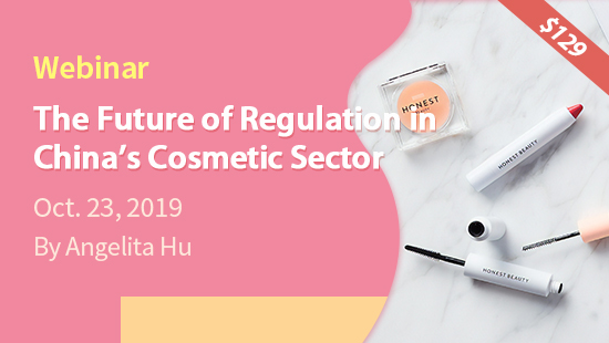 The Future of Regulation in China's Cosmetic Sector