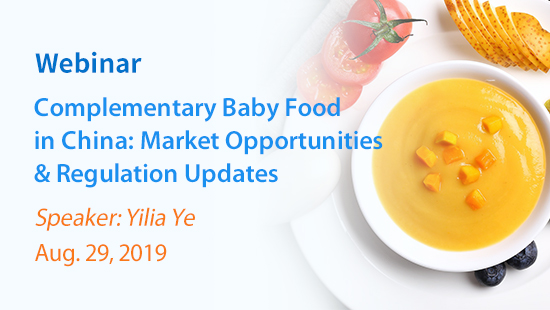 Complementary Baby Food in China: Market Opportunities & Regulation Updates