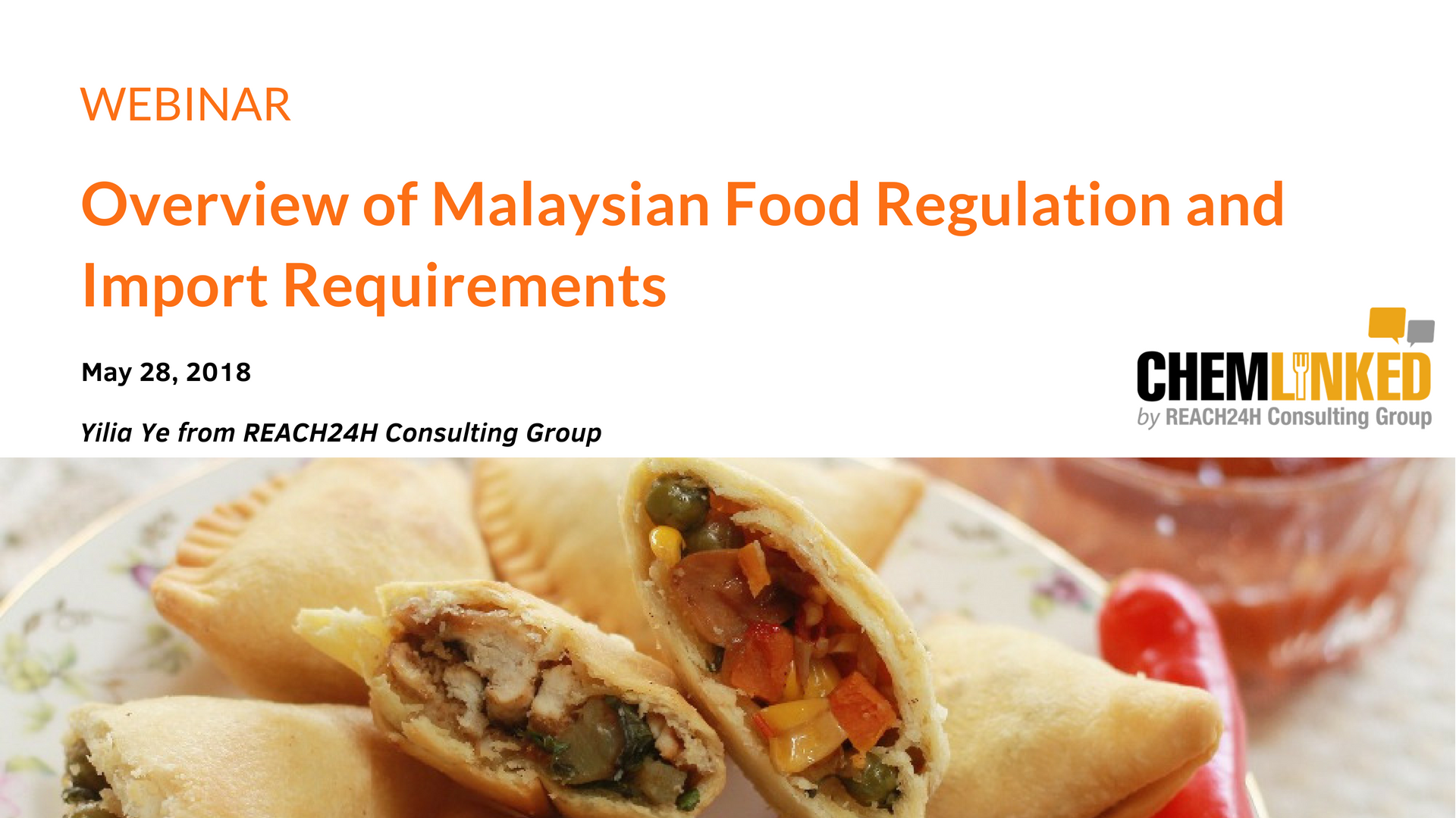 Overview of Malaysian Food Regulation and Import Requirements