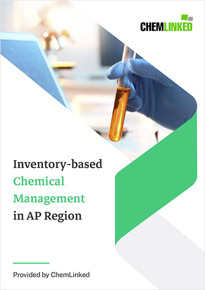 Inventory-based Chemical Management in AP Region