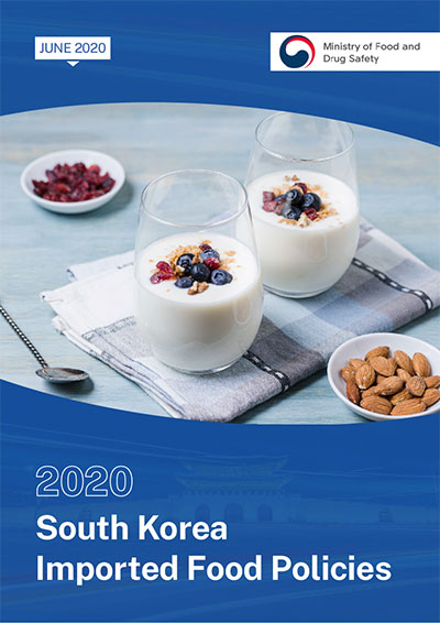 South Korea 2020 Imported Food Policies