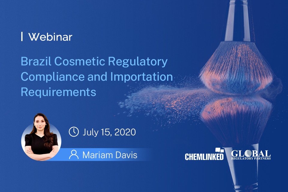Brazil Cosmetic Regulatory Compliance and Importation Requirements