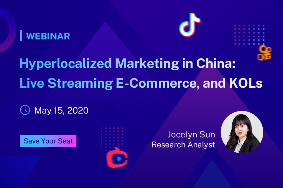 Hyperlocalized Marketing in China: Live Streaming E-Commerce, and KOLs
