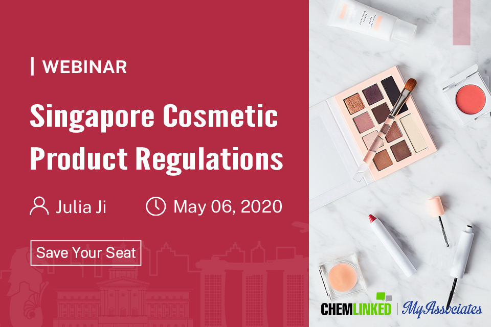 Singapore Cosmetic Product Regulations