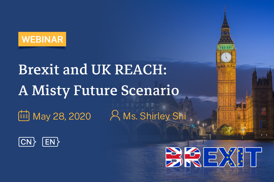 Brexit and UK REACH: A Misty Future Scenario