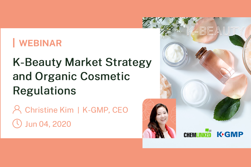 K-Beauty Market Strategy and Organic Cosmetic Regulations