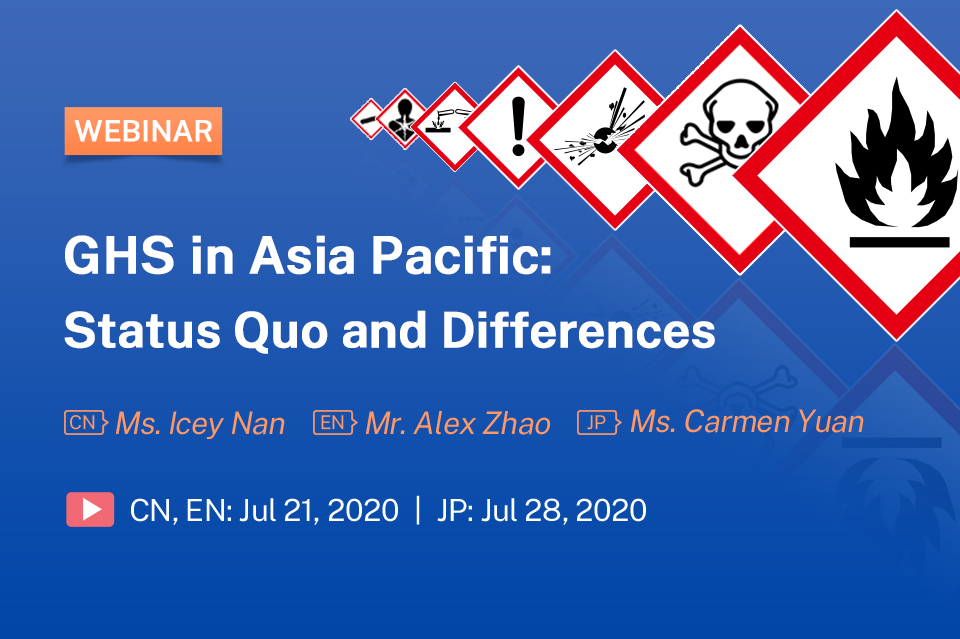 GHS in Asia Pacific: Status Quo and Differences