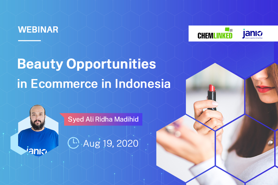 Beauty Opportunities in E-commerce in Indonesia