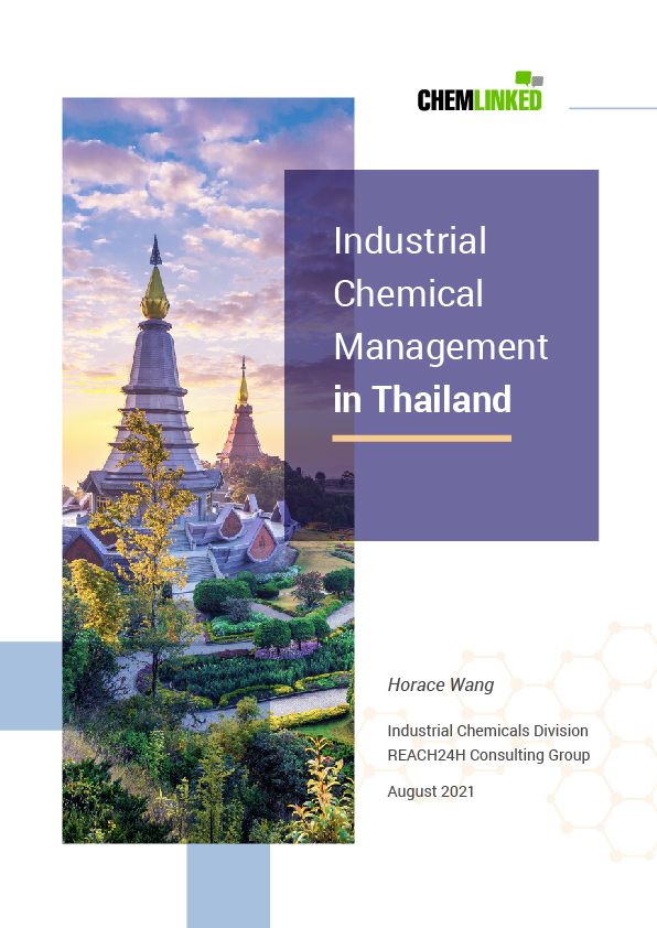 Industrial Chemical Management in Thailand