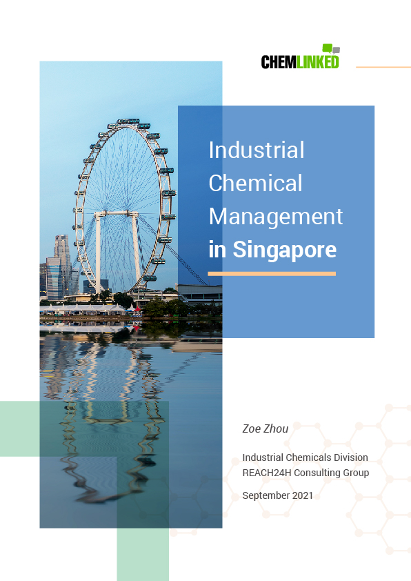Industrial Chemical Management in Singapore