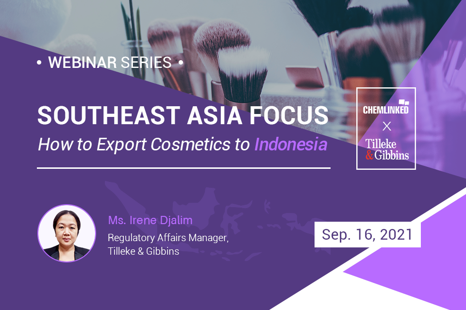 Southeast Asia Focus: How to Export Cosmetics to Indonesia