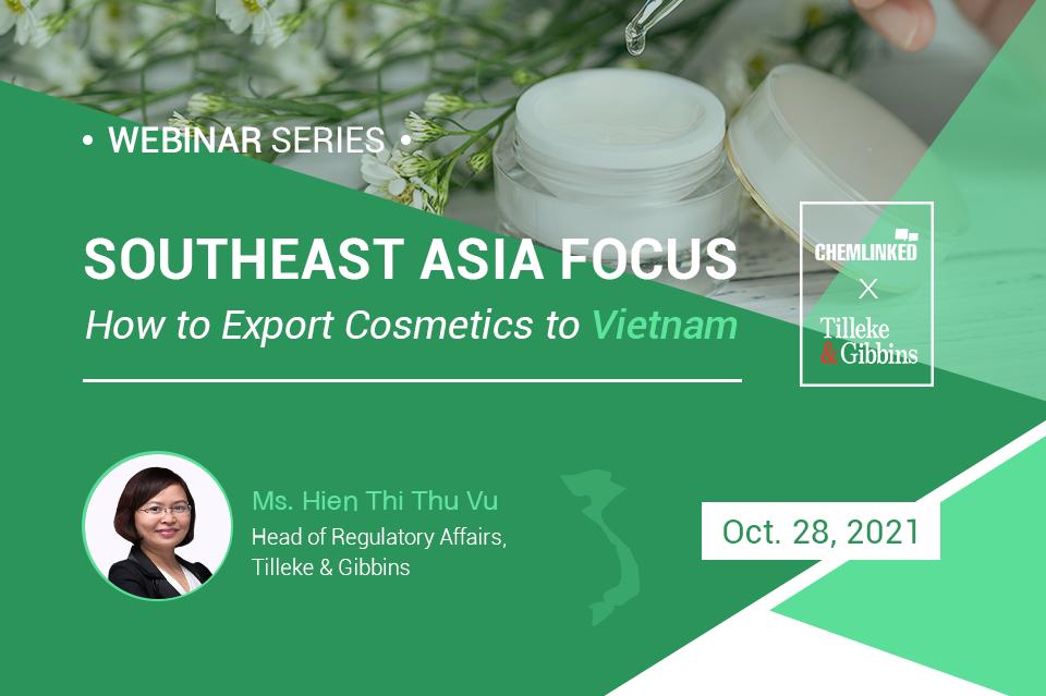 Southeast Asia Focus: How to Export Cosmetics to Vietnam
