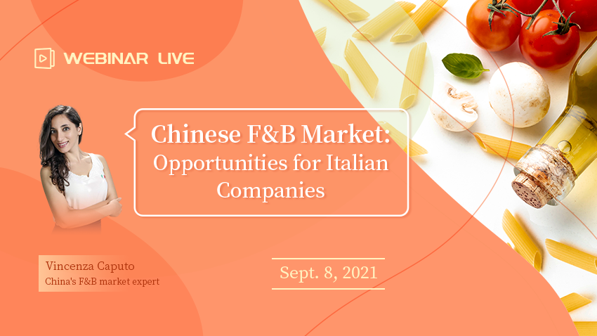 Chinese F&B Market: Opportunities for Italian Companies