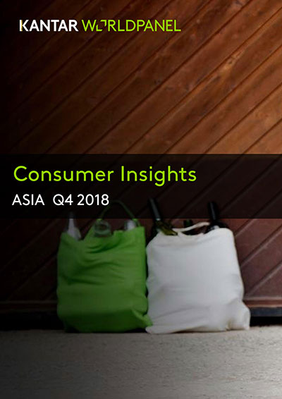 Asia Consumer Insights: Overall FMCG Growth by 4.3%