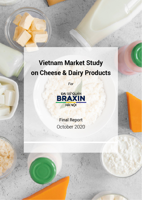 Vietnam Market Study on Cheese & Dairy Products