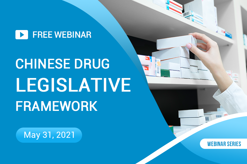 Chinese Drug Legislative Framework