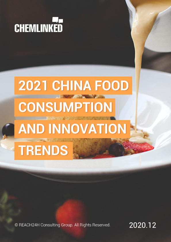 2021 China Food Consumption and Innovation Trends