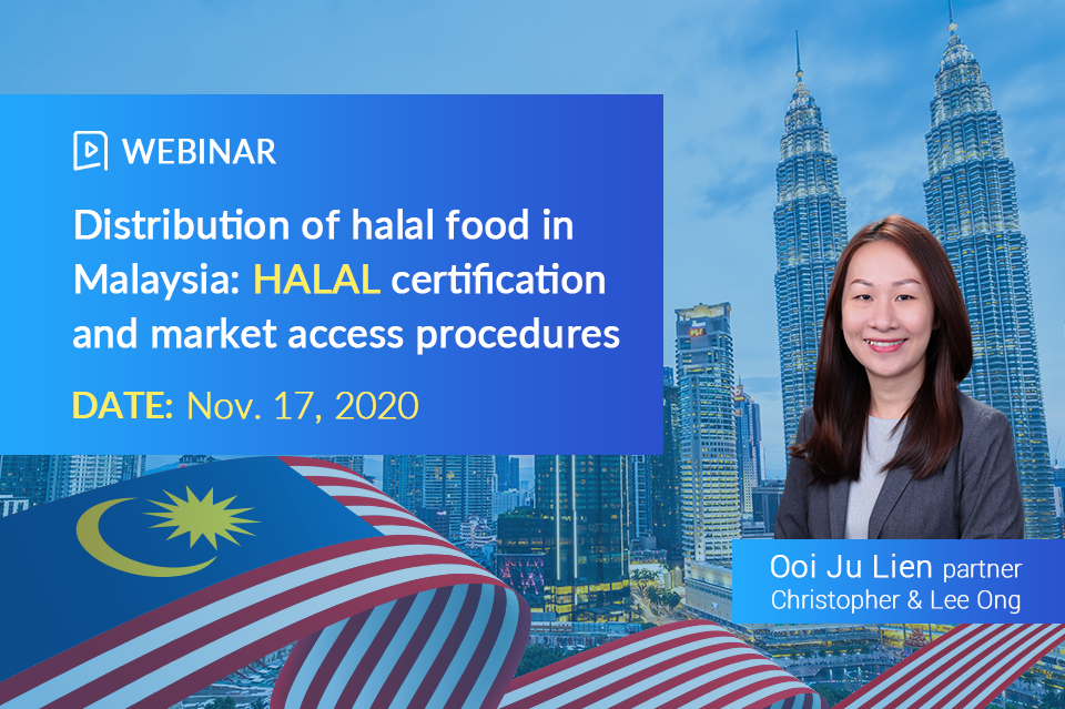 Distribution of halal food in Malaysia: halal certification and market access procedures