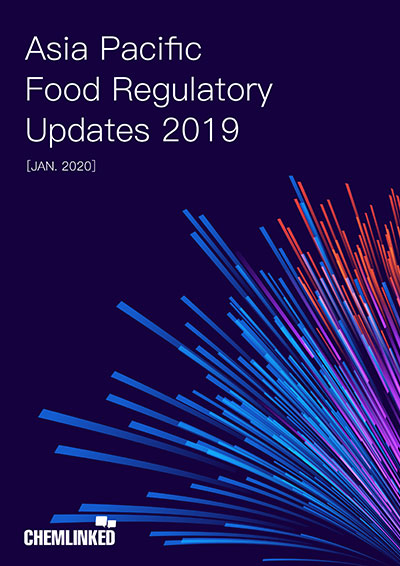 Asia Pacific Food Regulatory Updates 2019