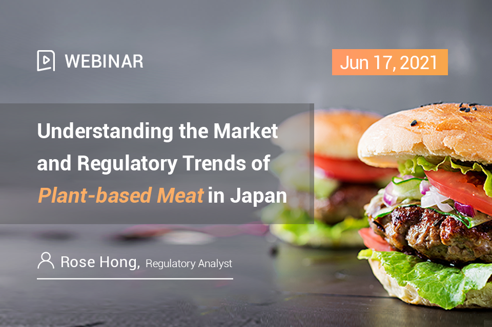Understanding the Market and Regulatory Trends of Plant-based Meat in Japan
