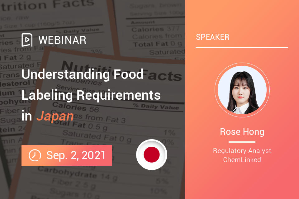 Understanding Food Labeling Requirements in Japan
