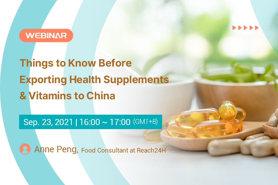Things to Know Before Exporting Health Supplements & Vitamins to China