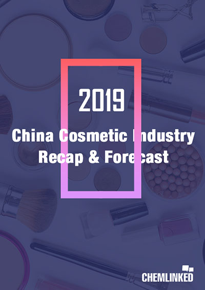 2019 China Cosmetic Industry Recap & Forecast