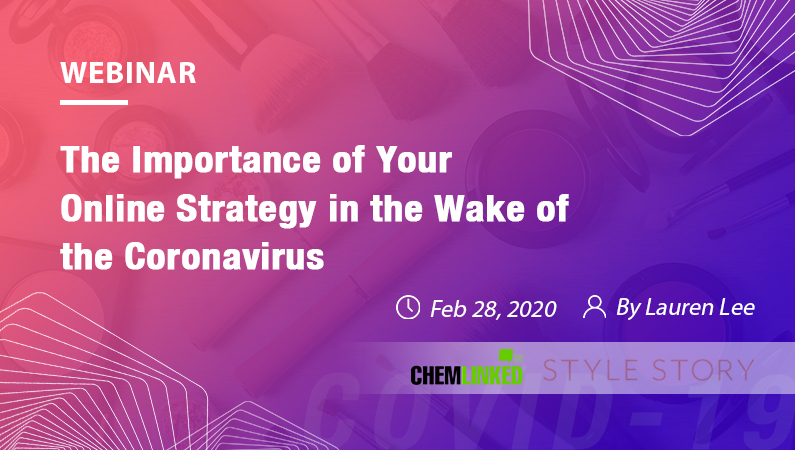 The Importance of Your Online Strategy in the Wake of the Coronavirus